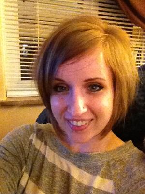 Sarah Dove smiling
